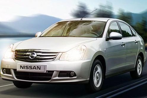 Аренда авто Nissan