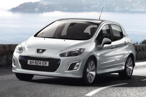 Прокат машины Peugeot