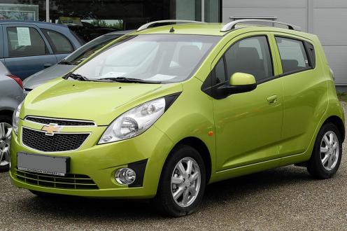 Автопрокат Крыма Chevrolet