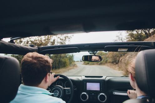 Аренда машины в Крыму недорого