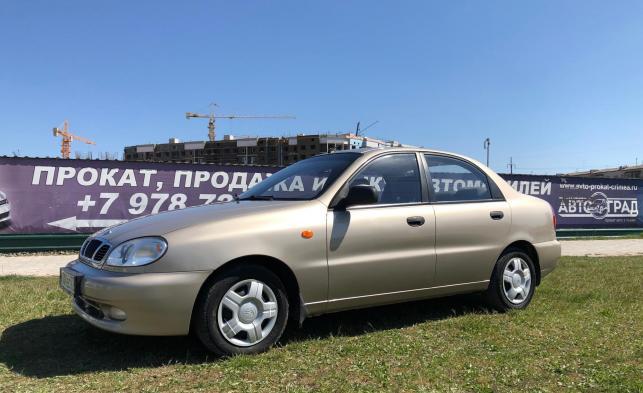 Аренда авто недорого Крым