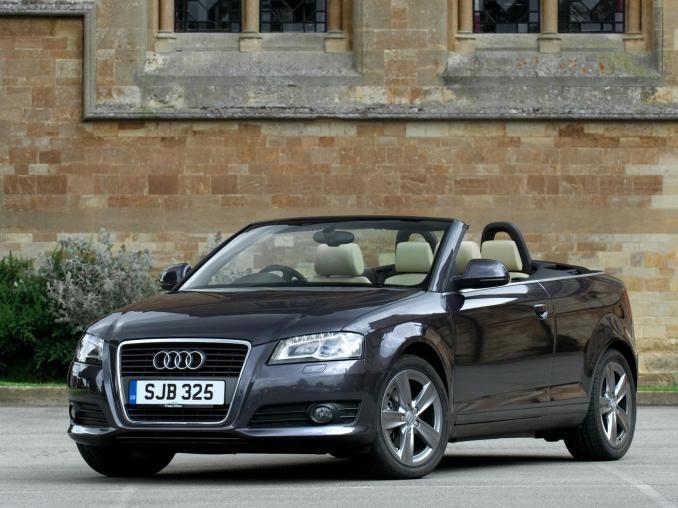 Прокат автомобиля Audi