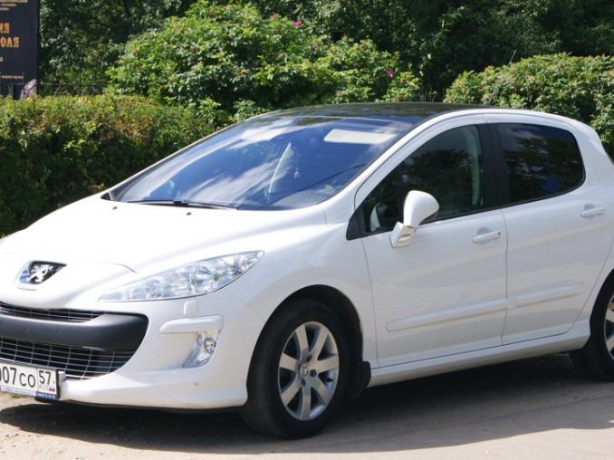 Прокат авто Peugeot
