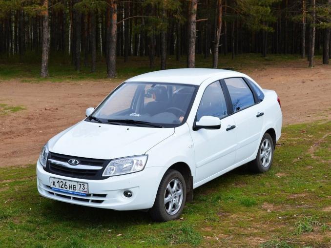 Lada автопрокат Симферополь