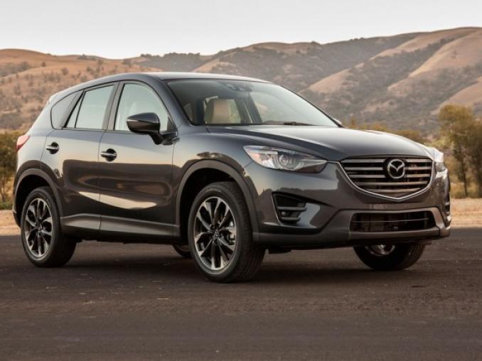 Прокат автомобиля Mazda
