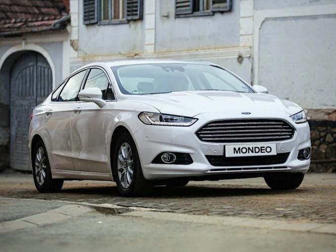 Новое авто в прокате FORD MONDEO ФОРД МОНДЕО