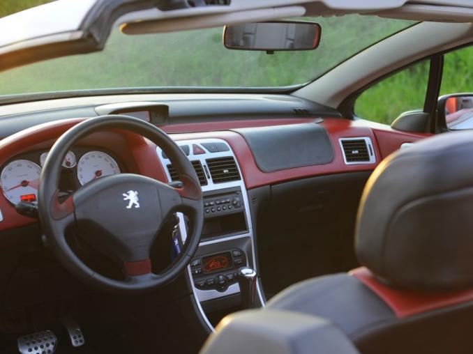 Автопрокат Крыма Peugeot